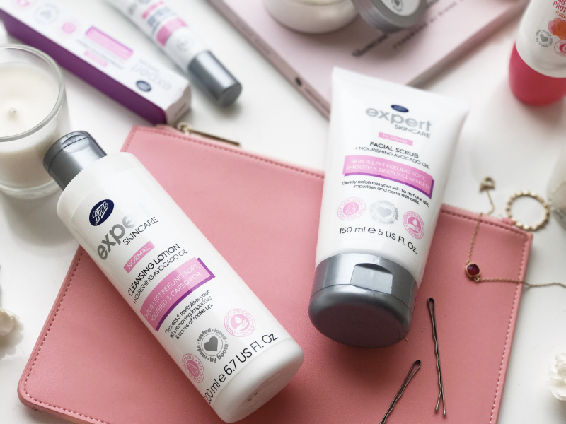 5 Essentials Boots Own Brand Skincare The Sunday Girl