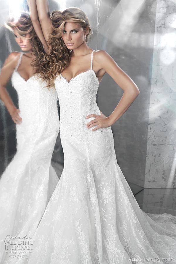 Wedding Fashion: Elegant Italian Wedding Dresses