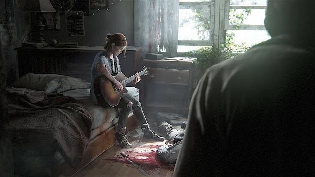أستوديو Naughty Dog يواصل التشويق للعبة The Last of Us Part 2 عبر صورة جديدة من هنا ، ماذا سيقدم لنا ؟