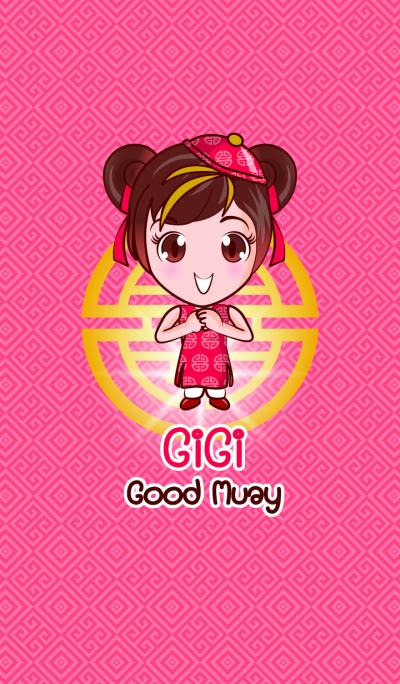 Gigi Lovely Muay