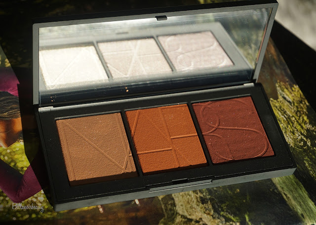 Nars Easy Glowing Cheek Palette Coucher De Soleil | bellanoirbeauty.com