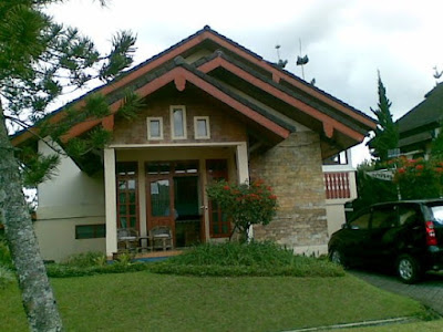 ini dia inspirasi bentuk sederhana rumah di desa dan