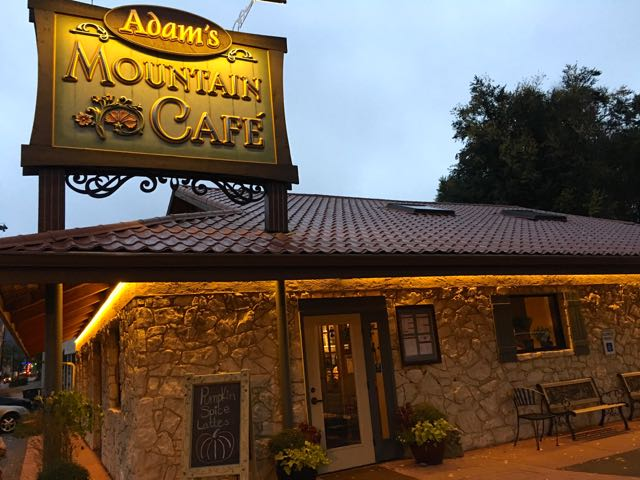 Unfortunately It Is Not The Land Of Vegan Restaurants Or Even Options I Had To Reach Far And Wide Find Them Adam S Mountain Cafe Was One