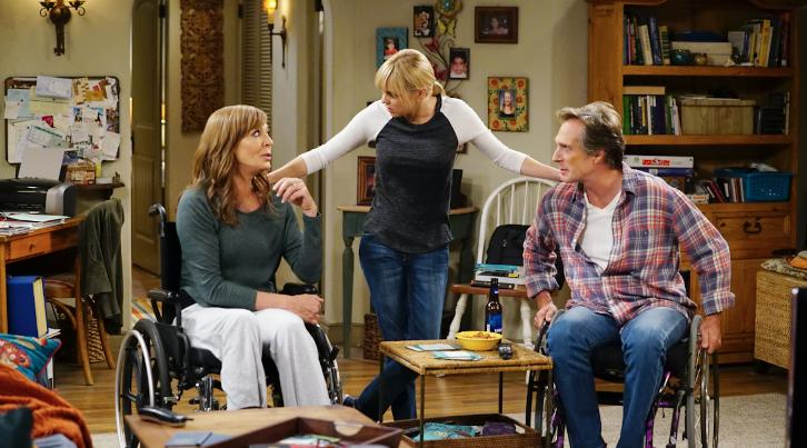 Mom - Episode 5.05 - Poodle Fuzz and a Twinge of Jealousy - Promotional Photos & Press Release
