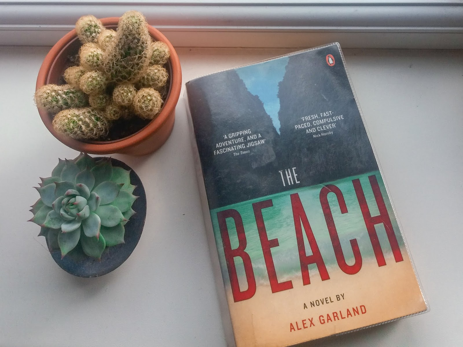 the beach alex garland book report An original book review of the beach by alex garland miss burma by charmaine craig an historical family saga in the classic sense, charmaine craig's miss burma puts a twist on things by setting the book in the tumultuous burma of the 20th century, from the time of british colonialism, through to independence and ne win's seizure of power.