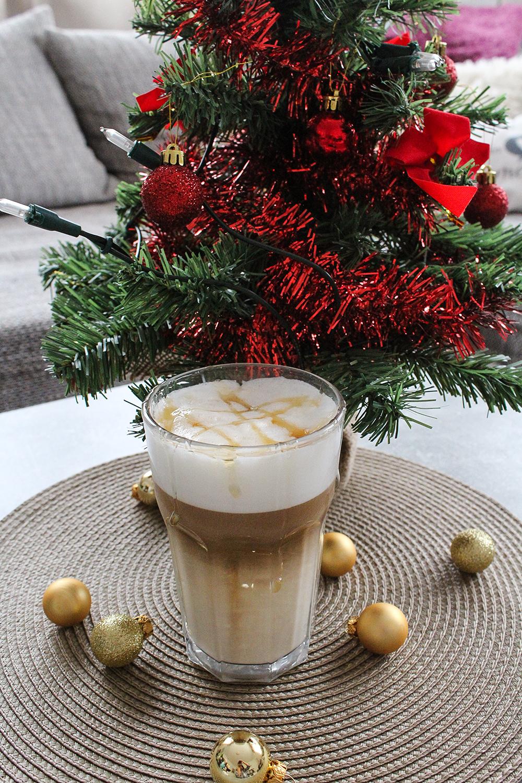 Caramel Macchiato Kaffee