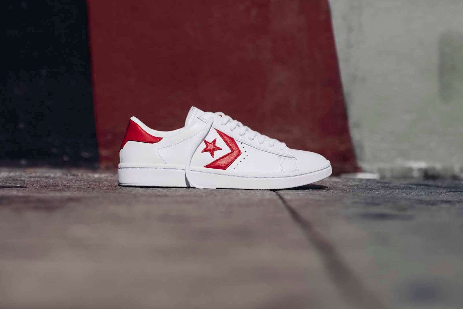 ad827e210e60 Converse Cons Pro Leather Sneakers  Low Profile Court Classic - It s ...