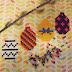 Koraliki hama/pyssla na Wielkanoc - wzory pisanek
