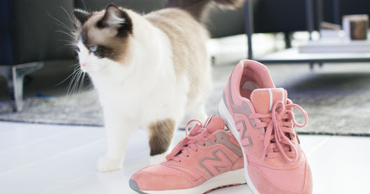 New: New Balance Sneakers