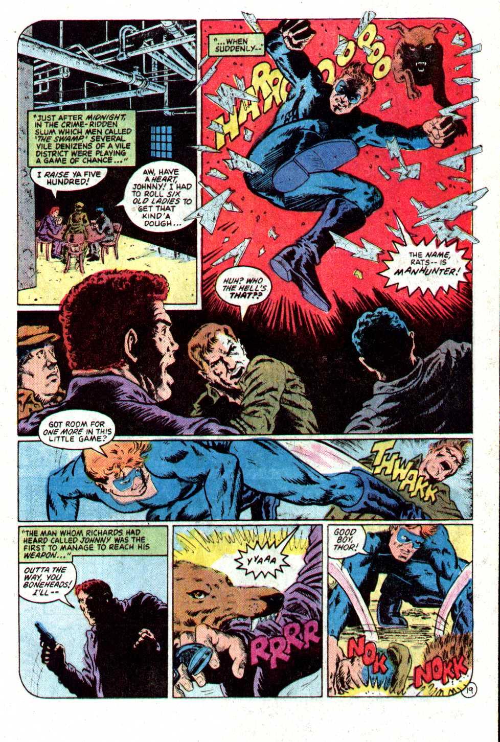 Read online Secret Origins (1986) comic -  Issue #22 - 20