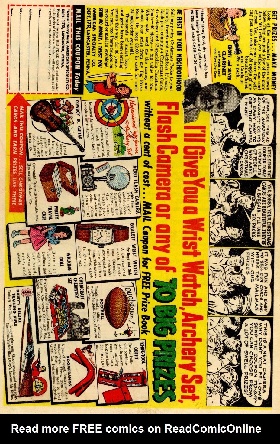 Strange Adventures (1950) issue 50 - Page 36