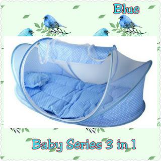 KELAMBU BAYI SIMPEL BABY SERIES 3 IN 1