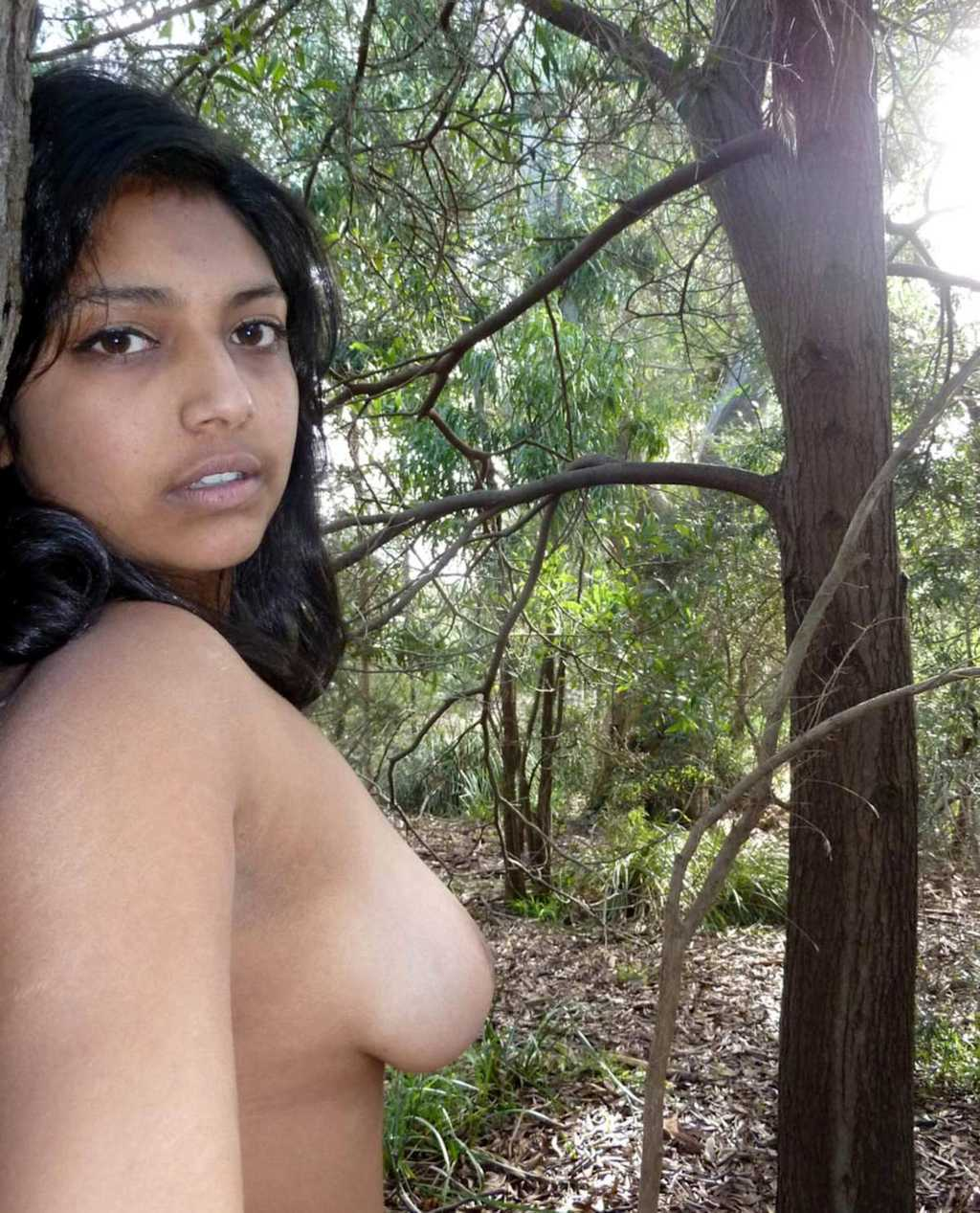 Village Bangla Girl Showing Her Boobs
