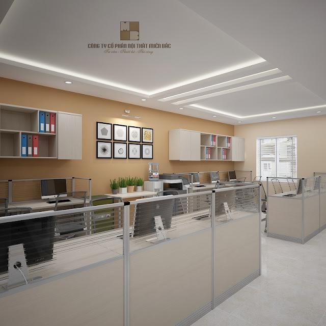 Cách thiết kế nội thất văn phòng đẹp và chuyên nghiệp - H1
