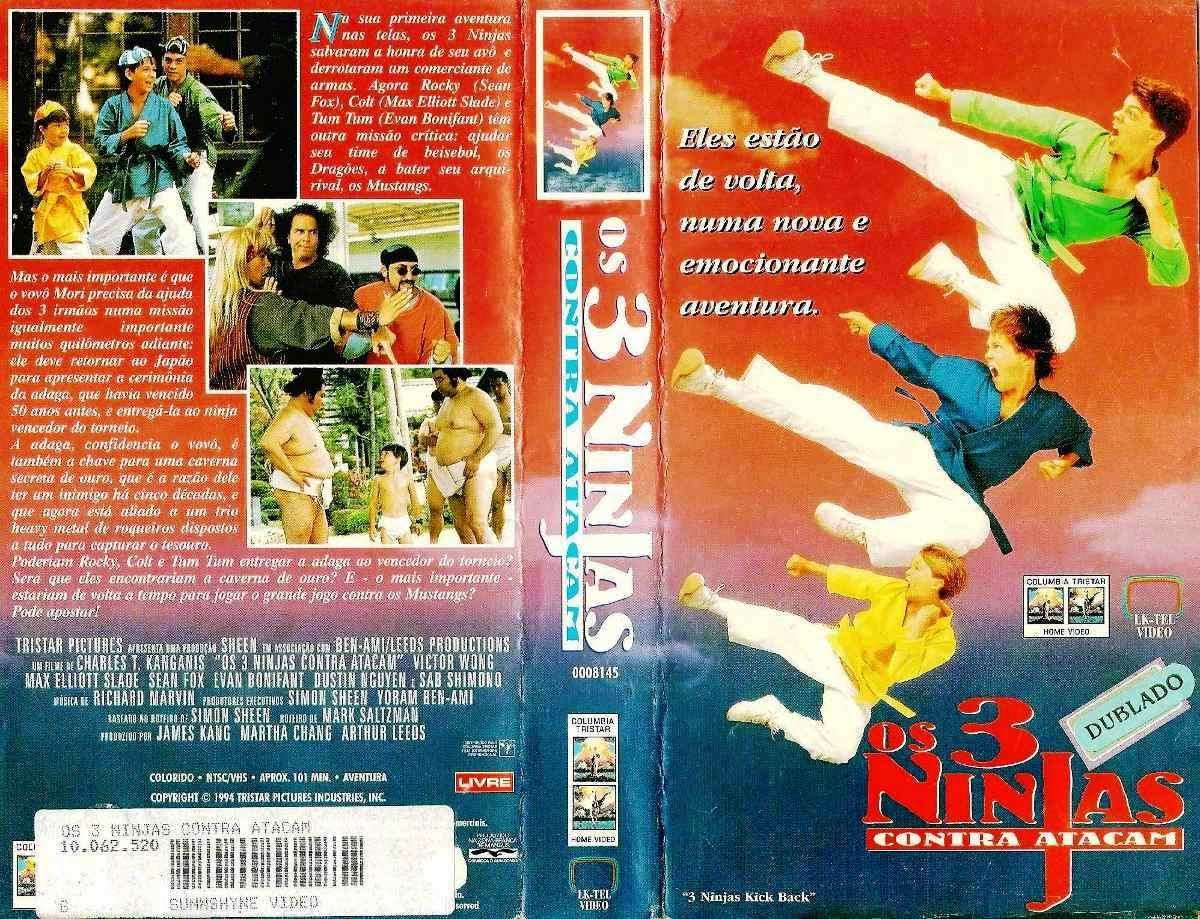 3 Ninjas Contra Atacam Filme Completo Dublado Download