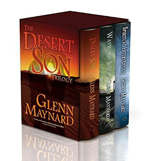 Desert Son Trilogy: Desert Son, Wayward Soul, Spiritual Intervention (Books 1-3) by Glenn Maynard