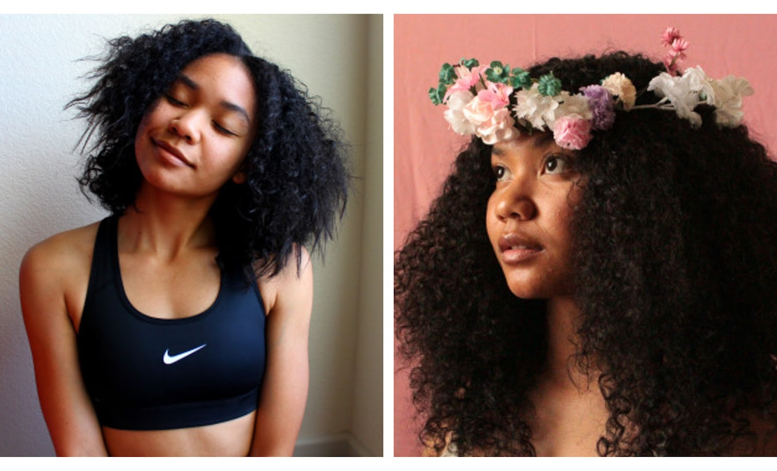 African-American and Japanese Natural Hair Journey