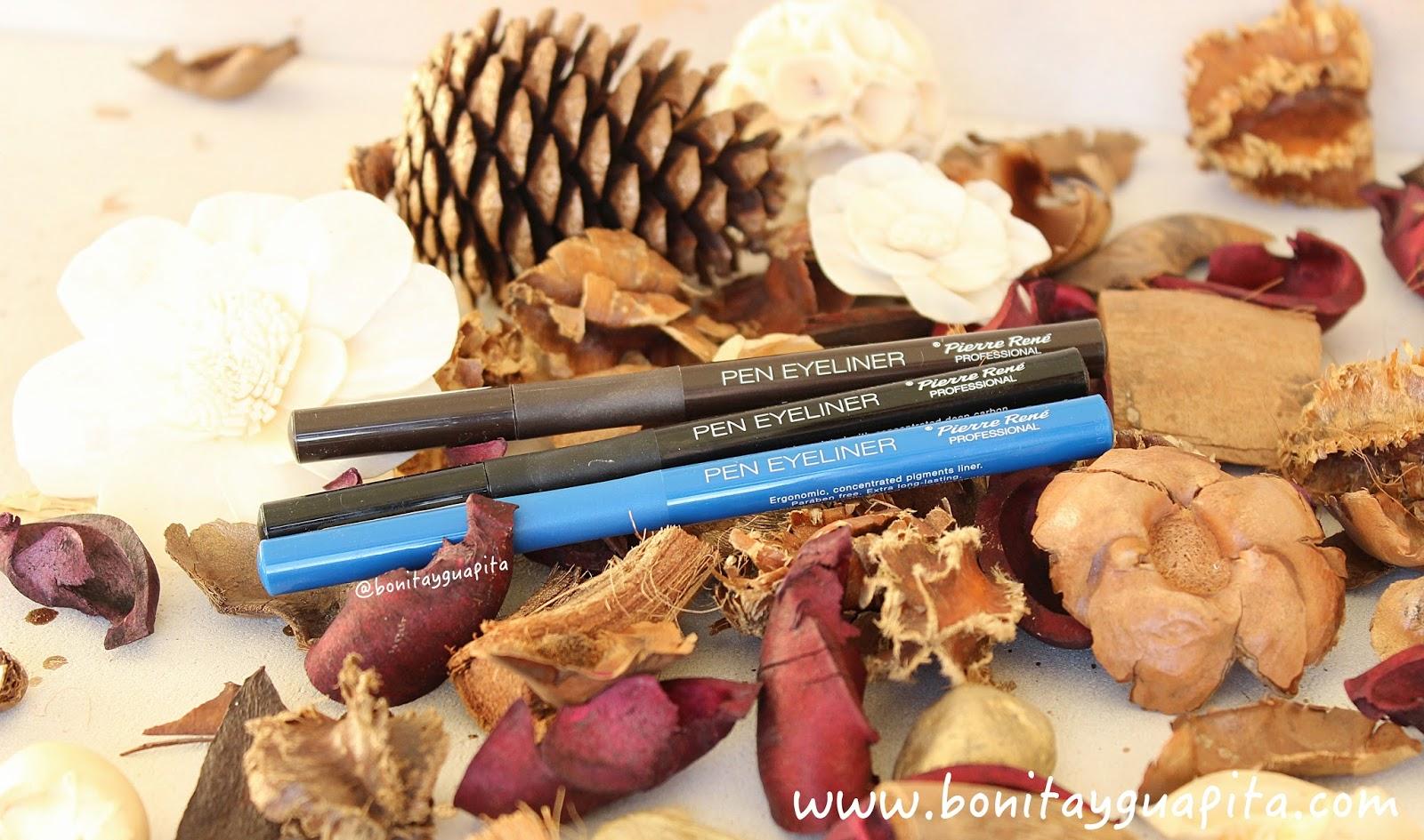 pen eyeliner pierre rene delineador rotulador