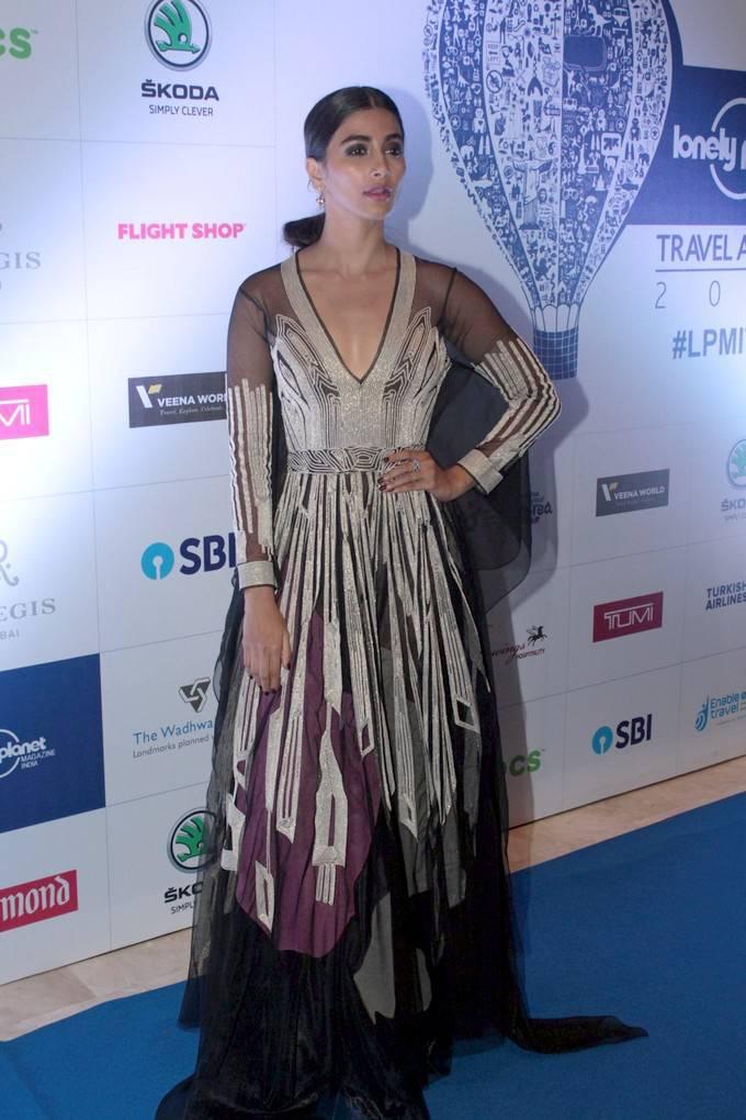Pooja Hegde At 6th Lonely Planet Magazine Awards 2017 Stills