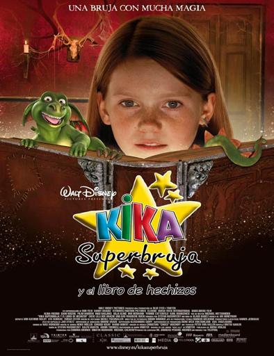 Ver Kika Superbruja y el libro de hechizos (2009) Online