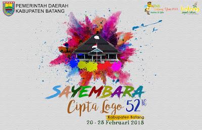 Sayembara Cipta Logo 52th Kabupaten Batang