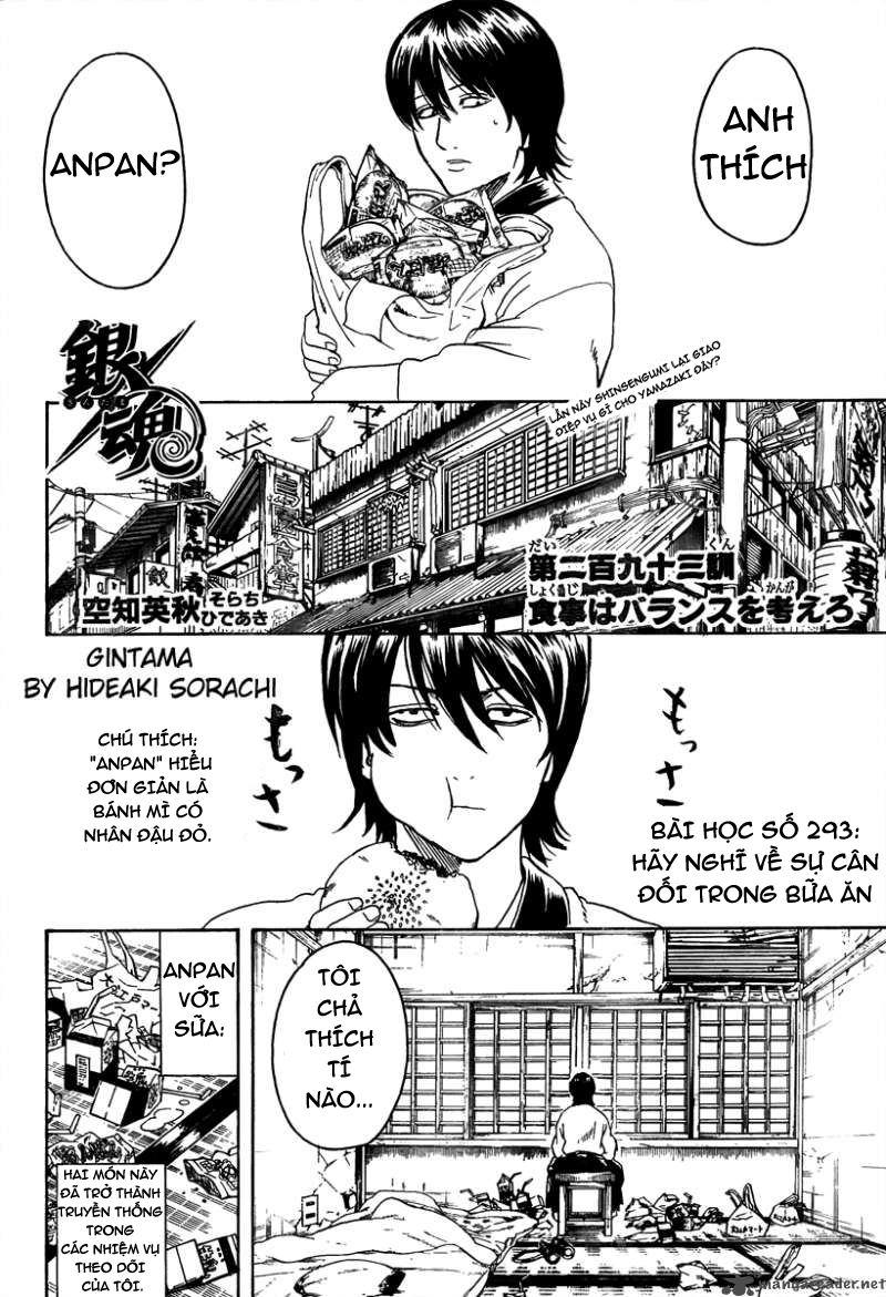 Gintama Chap 293 page 3 - Truyentranhaz.net