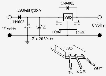 12 Volt Battery Charger Circuit Breaker Diagram Solar
