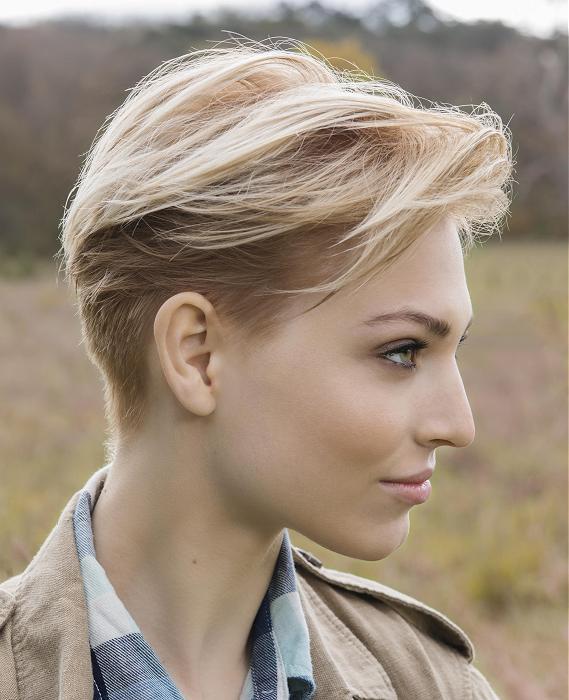 La moda en tu cabello: Cortes de pelo corto-Pixie con