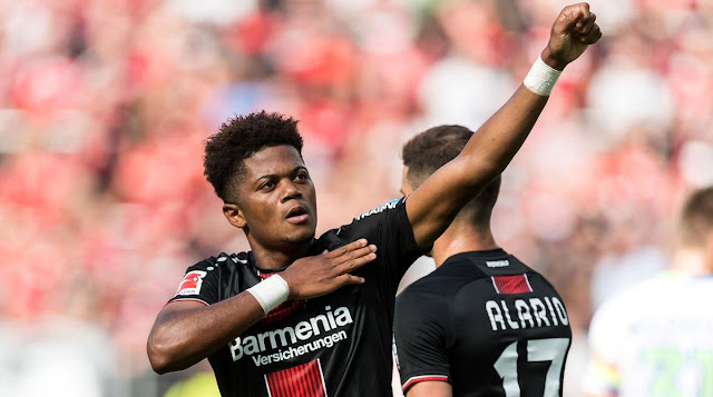 Leverkusen vs AEK Larnaca