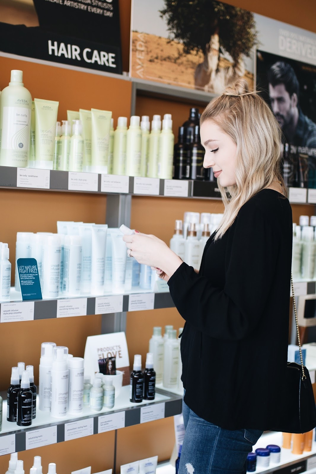 Love, Lenore: my experience with Aveda skincare