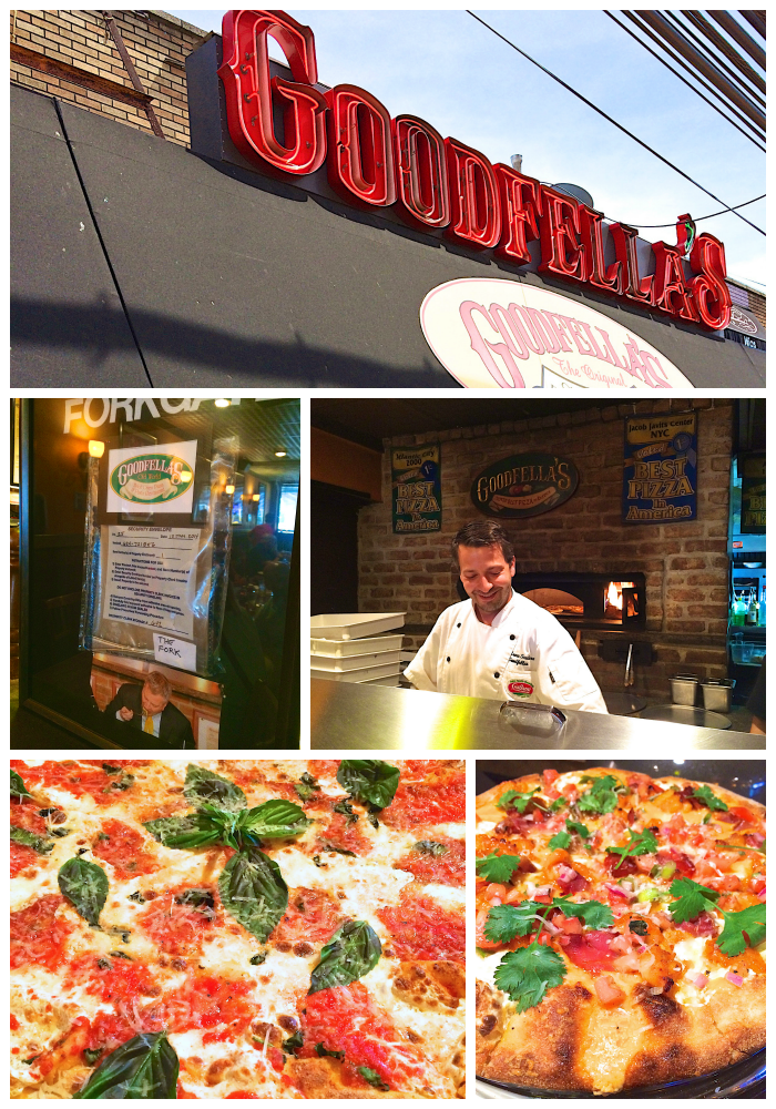 Goodfella's Pizza Staten Island - Scott's Pizza Tour NYC - a must do activity on your next trip to New York City. Do a walking tour or the Sunday bus tour. Great way to sample tons of delicious NY Pizza!