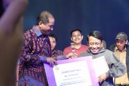 Ini Dia Pememenang Anugerah Pewarta Wisata Indonesia (APWI) 2017 Kemenpar Kategori Blogger