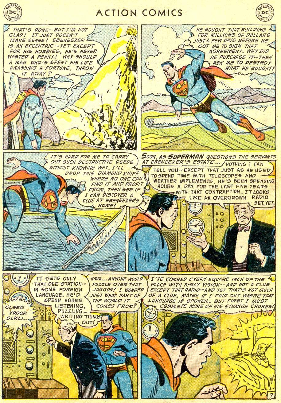 Action Comics (1938) 214 Page 8