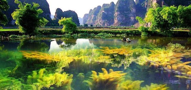 "Ninh Binh Province: Legendary land in ""Kong: Skull Island"" 2"