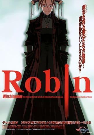 جميع حلقات انمي Witch Hunter Robin مترجم على عدة سرفرات للتحميل والمشاهدة المباشرة أون لاين جودة عالية HD