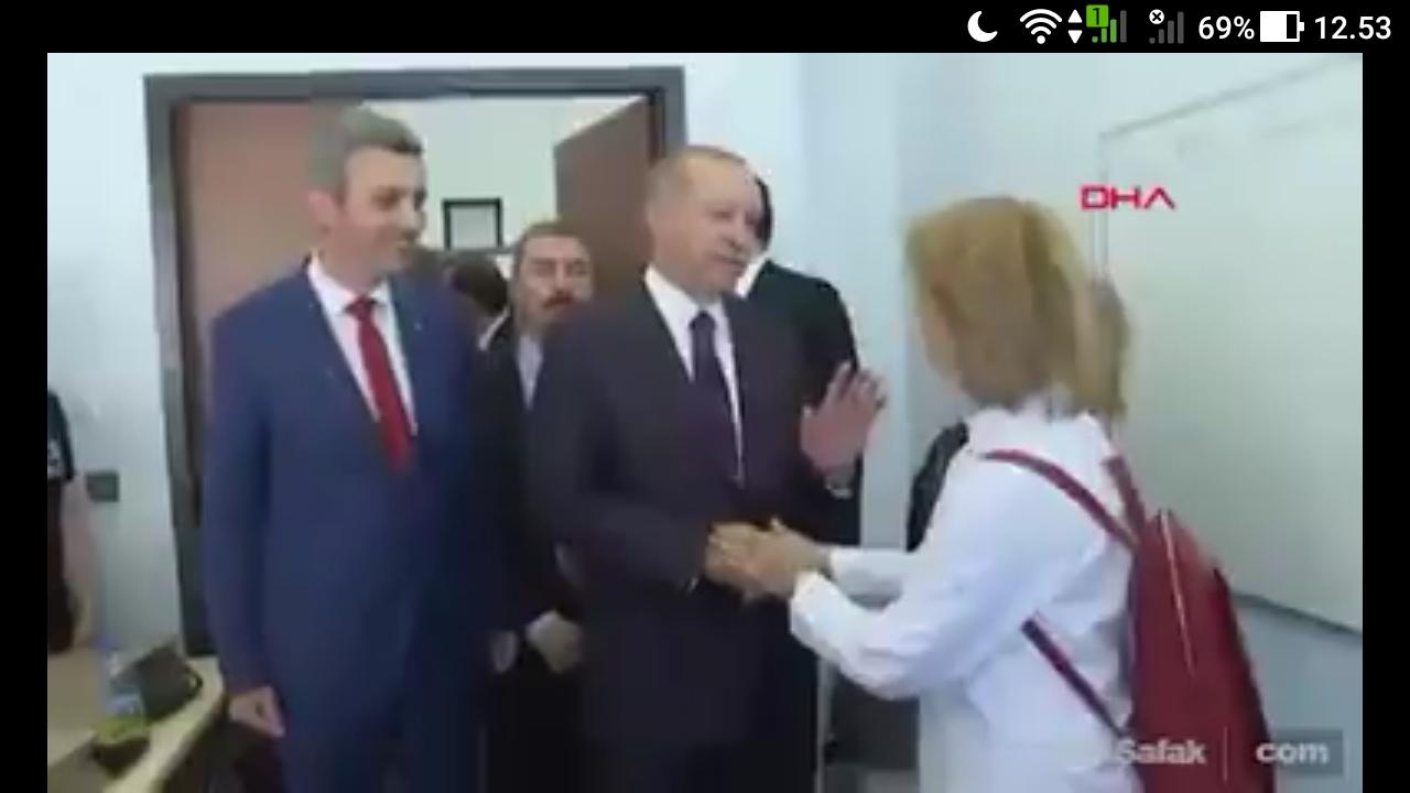 Enggan Dicium Tangannya Saat Salaman, Alasan Erdogan Mengagumkan