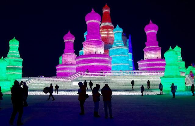 festival Harbin Cina
