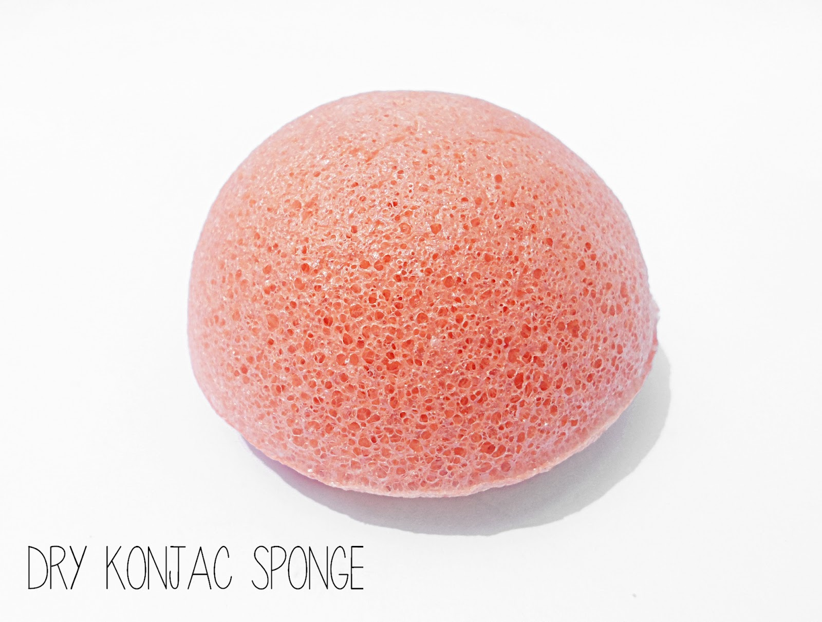 konjac konjak sponge original blogger review pictures wet dry konjac co profucts organic