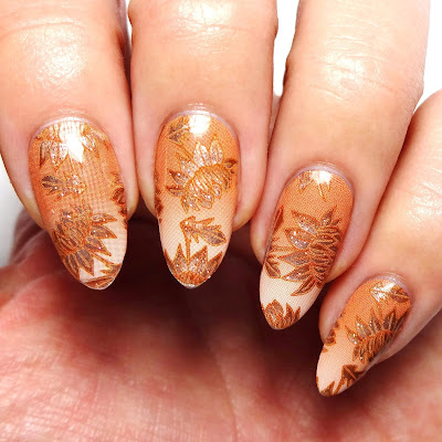 Fierce Lotus Nails