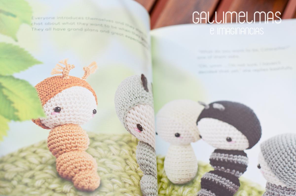 Los insectos amigurumis más adorables de la mano de Lalylala ...