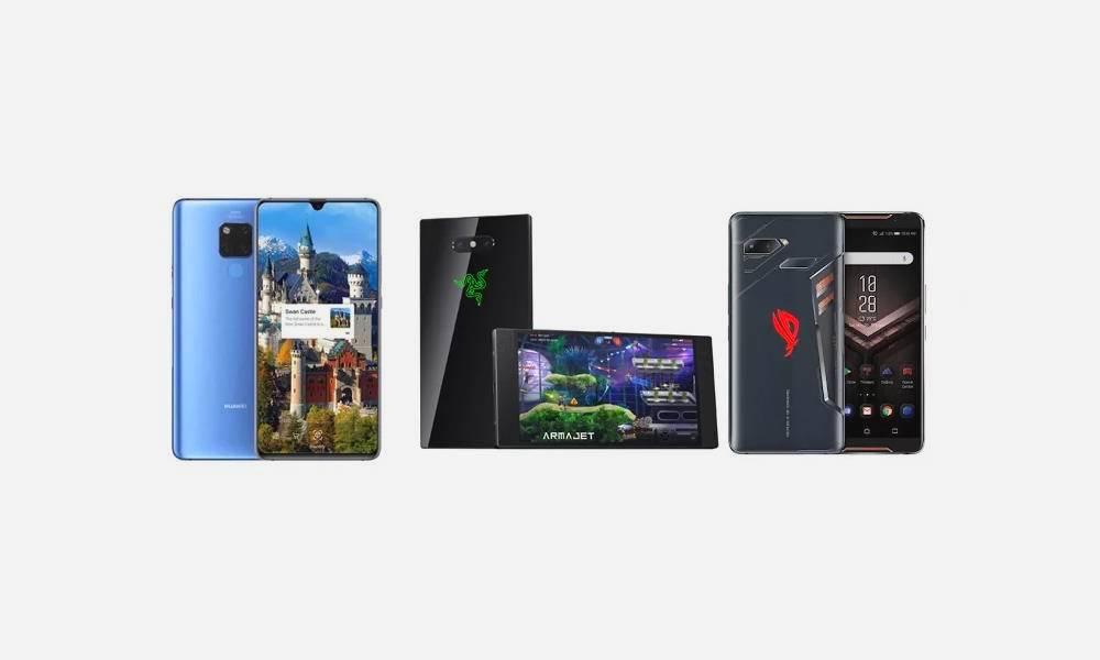 Smartphone Gaming Terbaik (Gizmochina.com)