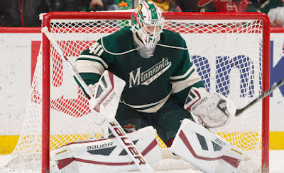 devan dubnyk minnesota wild contract