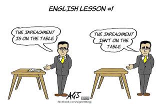 impeachment, di maio, mattarella, politica, costituzione, poteri del presidente, vignetta, satira