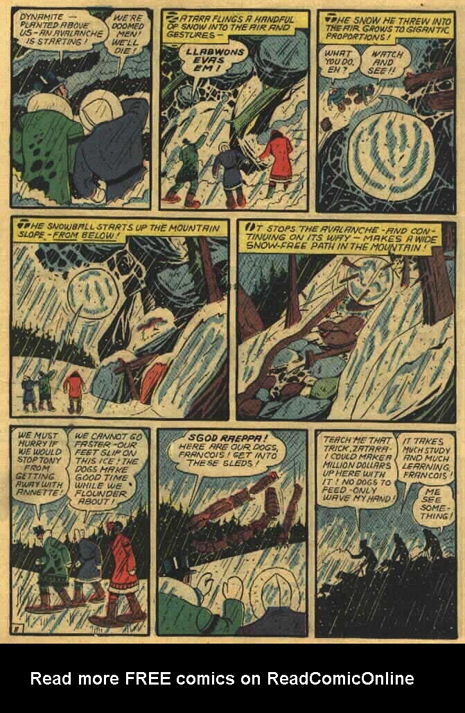 Read online Action Comics (1938) comic -  Issue #26 - 61