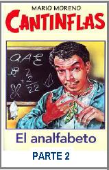 EL ANALFABETO PARTE 2
