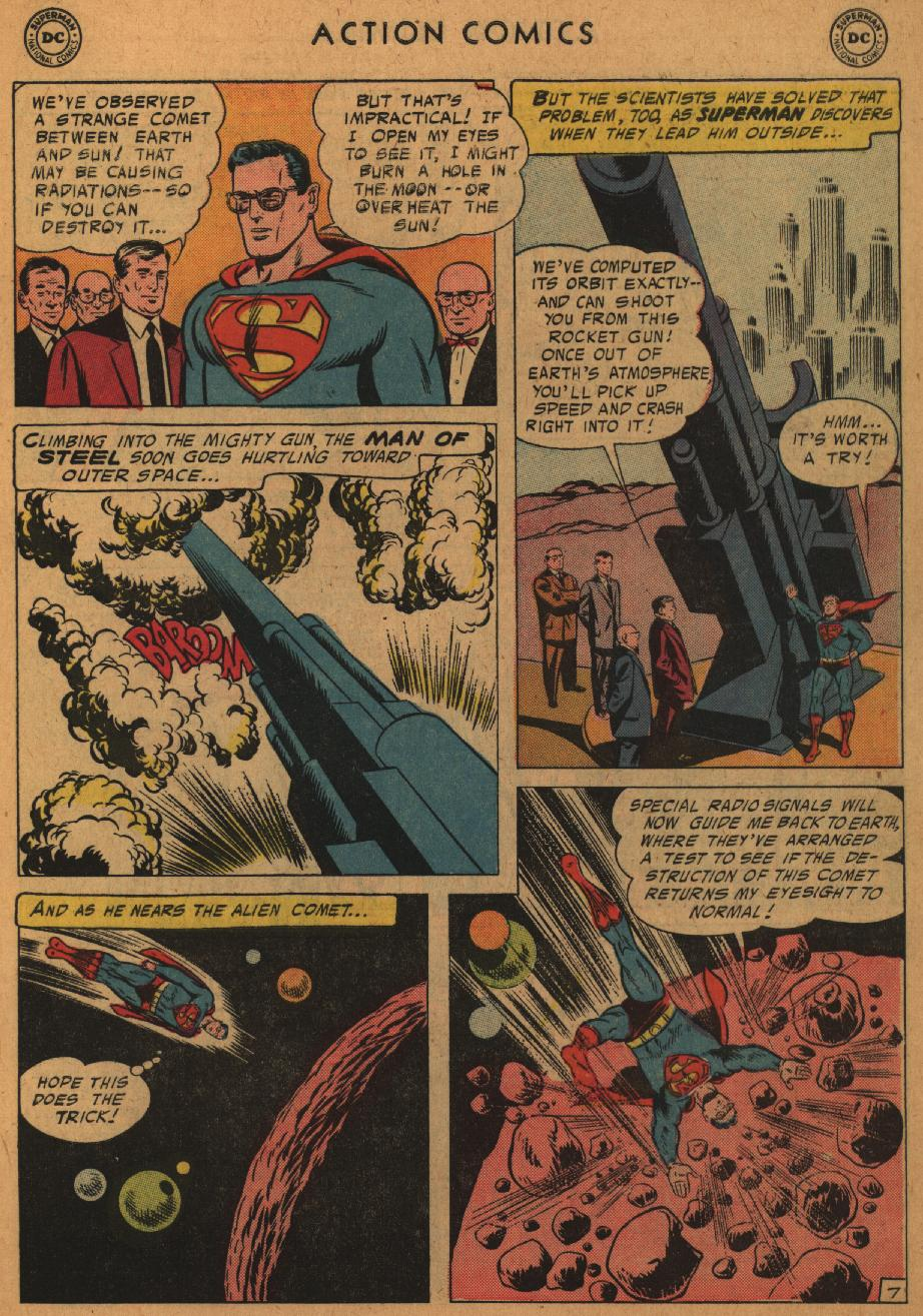 Read online Action Comics (1938) comic -  Issue #227 - 9