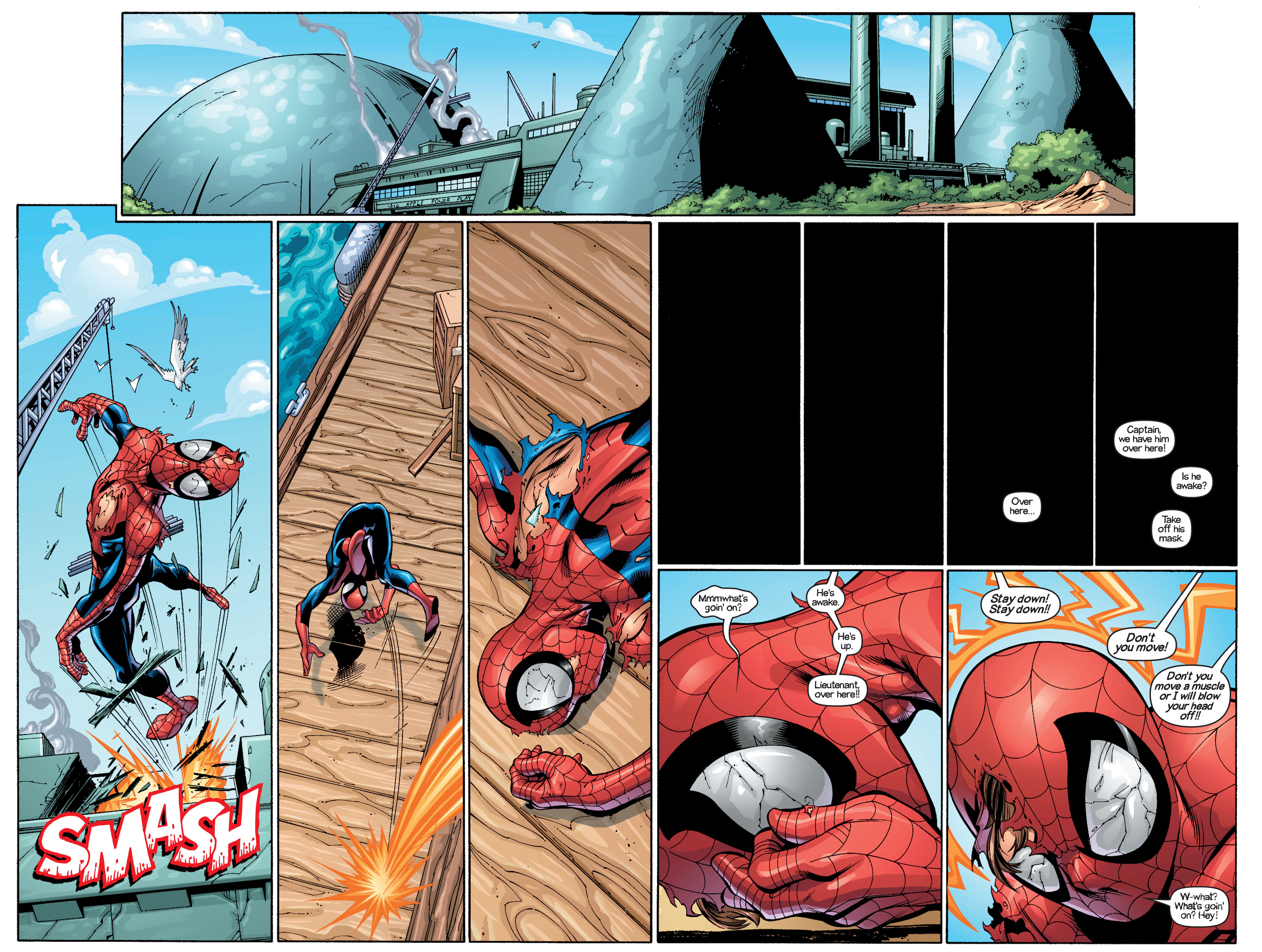 Read online Ultimate Spider-Man (2000) comic -  Issue #18 - 8
