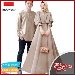 HJB025 Baju Muslim Couple Terlaris Carita BMGShop