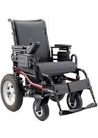 Conqueror RS2 Power wheelchair
