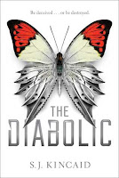 The Diabolic by S.J. Kincaid